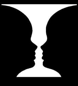 Vase oder Dialog?